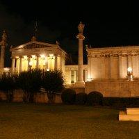 Поздно вечером в Афинах :: esadesign Егерев