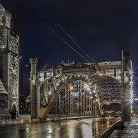 Охтинский мост. Питер. :: Anton Bulygin