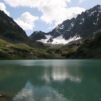 Озеро в горах :: Вадим Zhivago