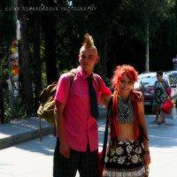 Яркие люди Симеиза :: esina askandarova