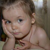 Дочка :: Ирина ВАсильева