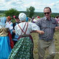 Танцы со зрителями :: Дмитрий Ерохин