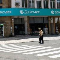 А в болгарии ходят вдоль полосок :: Evgeny Kornienko