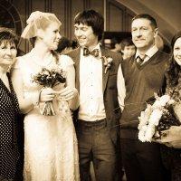 Ретро свадьба моих друзей :: Наталья Воинова