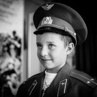 Воин :: Николай Ахе
