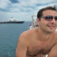 А чего здесь яхта Абрамовича делает? :: Mikhail Afanasev