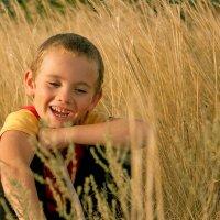 Солнечное Детство :: Дмитрий Скубаков
