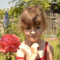Два цветочка :: Олеся Бе бе