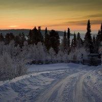 Палитра полярной ночи :: Игорь Чубаров
