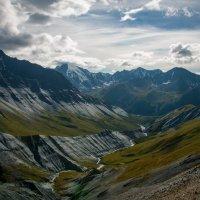 Долина реки Ярлу :: Тимофей Ракшин