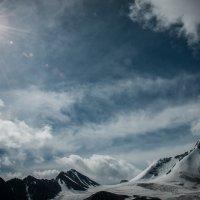 Вид на перевал Новосибирцев :: Тимофей Ракшин