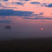 в тумане :: Вадим Виловатый