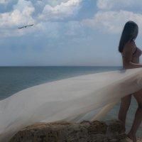 У моря :: Виктория Шеметова