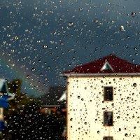 Летний дождь :: Анастасия Семина