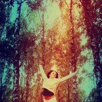 Луч счастья :: Дарина Нагорна