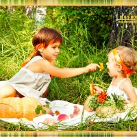 ФОТОпутешествие для маленьких :: Дарья Казбанова