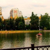 Озеро :: Наталья Шкуропатова