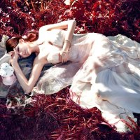 Сaught in the garden of dream :: Karina Gerasimova
