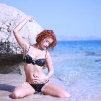 Лето, море, солнце и песок... :: Лана Маргарити