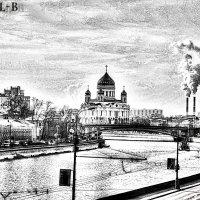 Храм Христа Спасителя в Москве :: pavel b