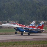 Миг-29ОВТ :: Павел Myth Буканов