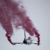 J-10 китайской пилотажной группы 1-е августа :: Павел Myth Буканов