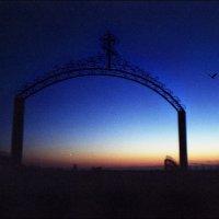 Кладбищенские ворота :: Оля Горбовская