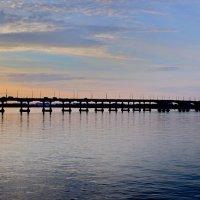 мост над Днепром :: Геннадий Беляков