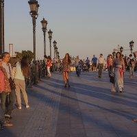 На мосту :: Андрей Шаронов
