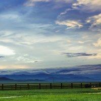 Душевное небо прекрасной Тувы :: Сергей Фурсов