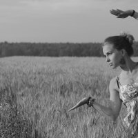 Русская девушка :: Влад Ложкин