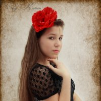 Фотопробы в студии...Алиска :: Катерина Алексеева