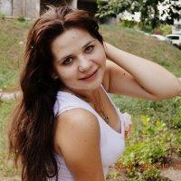 Улыбка :: Аня Леонтьева