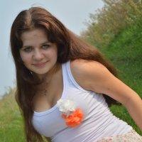 портрет :: Аня Леонтьева