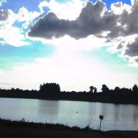 озеро :: Наташа Мазурова