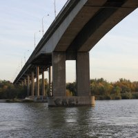 Ворошиловский мост :: Лика Васильева
