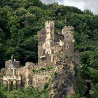 Rhein-Stein Burg :: Максим Гуревич