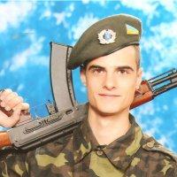 Улыбка солдата :: Марина Грибанова