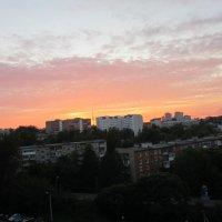 Золотое небо. :: Татьяна Бикетова