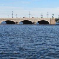 Нева у Троицкого моста :: Маера Урусова