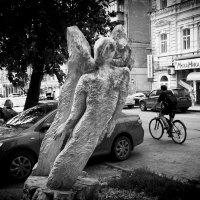 Уличный ангел :: Александр Солдатов