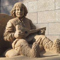 Емеля из песка :: Маера Урусова