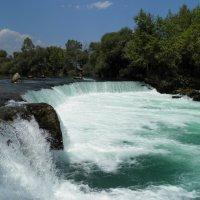 Водопад Манавгат :: Андрей Щукин
