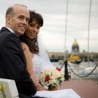 С-Пб, свадебная фотосессия :: Геннадий Мельник