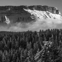 Альпийский массив Бож (Bauges) :: Георгий А