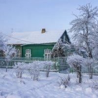 зима :: Петр Беляков