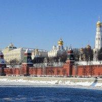 Московский кремль :: Ольга Довженко