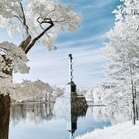 infrared Pushkin :: dp_tula