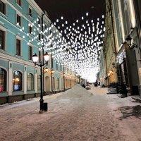 Зимняя Москва :: Елена