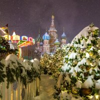 Зимний город :: Андрей Шаронов